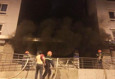 Kinh hoàng cháy lớn ở Sài Gòn, 13 người tử vong