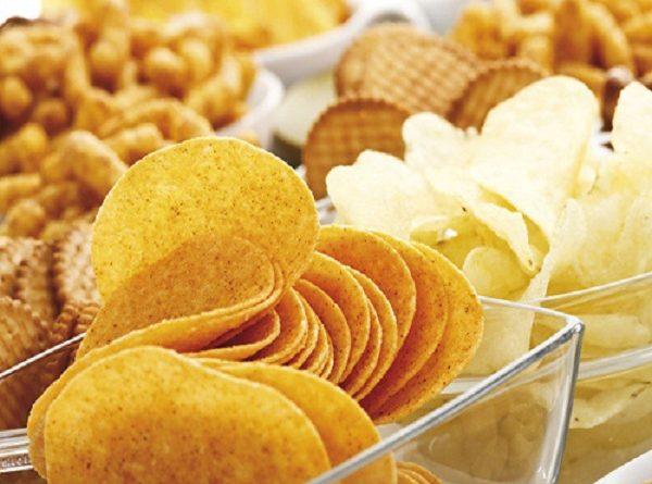 thực phẩm có chứa thành phần độc hại