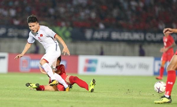 5 điểm nhấn đáng chú ý sau trận Myanmar 0-0 Việt Nam