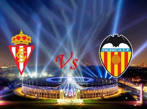 Nhận định Gijon vs Valencia