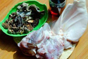 cách nấu thịt đông