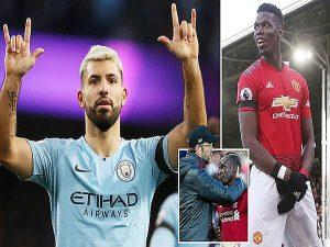 Man City tranh ngôi đầu, MU phải giữ top 4