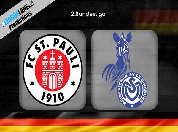 Soi kèo St. Pauli vs Duisburg, 0h30 ngày 30/03