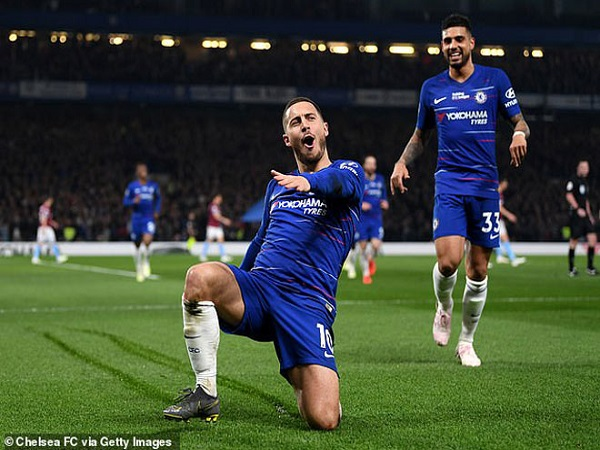 Giúp Chelsea công phá top 3 Ngoại hạng Anh