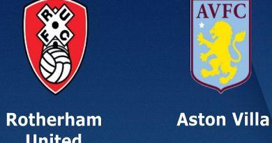 Nhận định Rotherham vs Aston Villa, 1h45 ngày 11/04