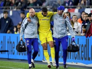Chelsea nguy cơ mất trụ cột ở trận gặp Arsenal
