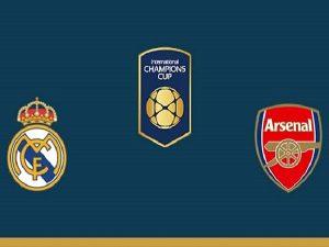 Dự đoán Real Madrid vs Arsenal, 6h00 ngày 24/07
