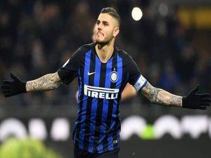 Icardi đang trên đường rời Inter Milan.