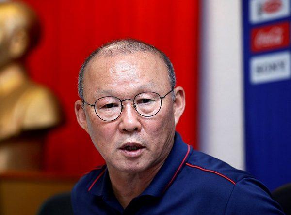 HLV Park Hang Seo muốn gắn bó với Việt Nam