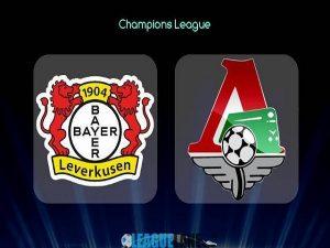 Nhận định kèo Leverkusen vs Lokomotiv Moscow 2h00, 19/09 (Champions League)