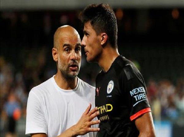 Pep Guardiola mâu thuẫn với tân binh Man City