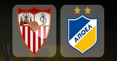 Nhận định kèo Sevilla vs APOEL 2h00, 4/10 (Europa League)