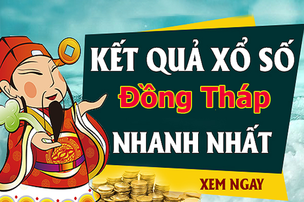 Dự đoán kết quả XS Đồng Tháp Vip ngày 14/10/2019
