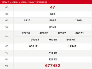 Phân tích kqxsgl ngày 20/12 hôm nay tỷ lệ trúng lớn