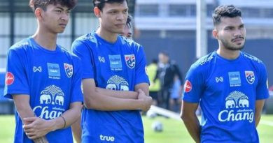 U23 Thái Lan chốt danh sách dự U23 châu Á 2020, tiền vệ Fulham có tên