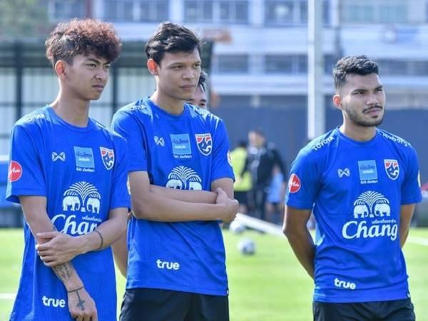 Tin bóng đá Việt Nam 31/12: U23 Thái Lan chốt danh sách dự U23 châu Á 2020, tiền vệ Fulham có tên