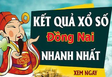 Soi cầu dự đoán XS Đồng Nai Vip ngày 04/12/2019
