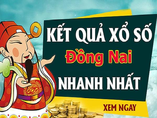 Soi cầu XS Đồng Nai chính xác thứ 4 ngày 04/12/2019