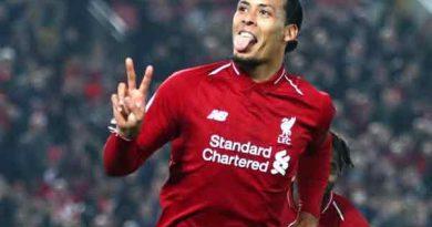 Bóng đá quốc tế tối 23/5: Man City từng từ chối mua Van Dijk năm 2015