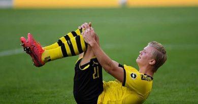 Tin bóng đá 27/5: Erling Haaland dính chấn thương chân