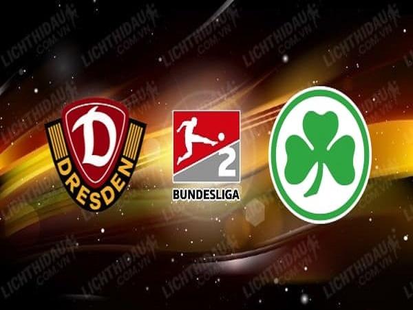 Soi kèo Dynamo Dresden vs Greuther Furth, 23h30 ngày 09/6