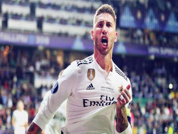 Sergio Ramos Hậu vệ mang linh hồn số 9