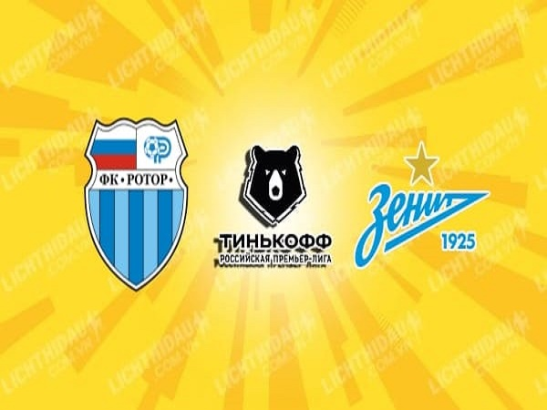 Soi kèo Rotor Volgograd vs Zenit 22h00, 11/08 - VĐQG Nga