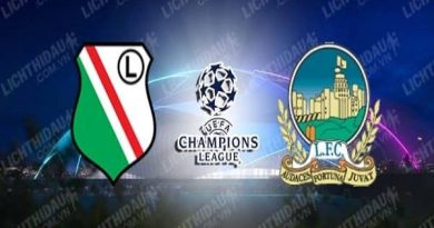 Soi kèo Legia Warszawa vs Linfield 00h00, 19/08 - Champions League