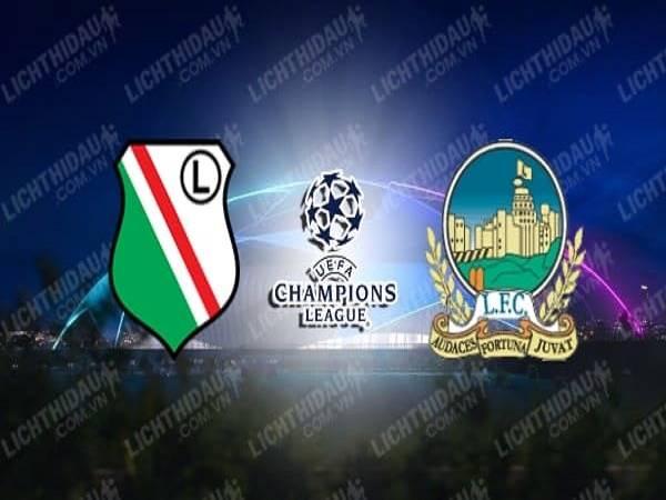 Soi kèo Legia Warszawa vs Linfield 00h00, 19/08 - Champions League