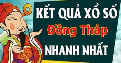 Soi cầu dự đoán XS Đồng Tháp Vip ngày 10/08/2020
