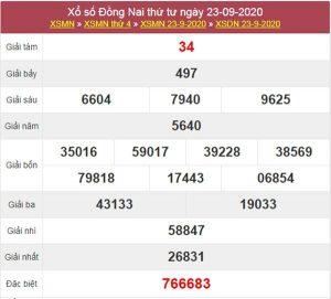 Nhận định KQXS Đồng Nai 30/9/2020 chốt XSDNA siêu chuẩn