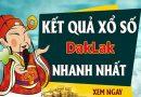 Soi cầu dự đoán XS Daklak Vip ngày 29/09/2020