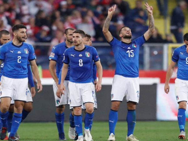 Bóng đá QT chiều 17/11: Vua dội bom của Italia dưới thời Mancini