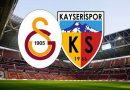 Soi kèo Galatasaray vs Kayserispor 23h30, 23/11 – VĐQG Thổ Nhĩ Kỳ