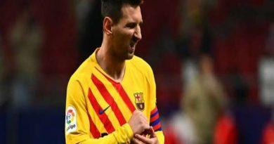 Tin chiều 24/11: HLV Ronald Koeman gạch tên Messi khỏi đội hình