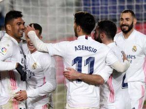 Tin bóng đá 28/12: Lí do giúp Real Madrid thi đấu thăng hoa
