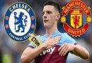 Chuyển nhượng MU ngày 16/1: MU quyết đấu với Chelsea vì Declan Rice