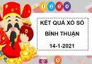 Phân tích KQXS Bình Thuận thứ 5 ngày 14/1/2021