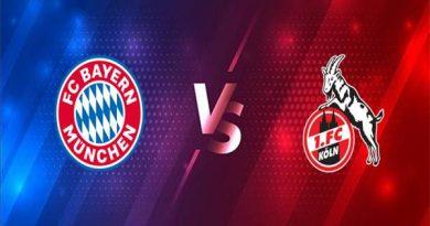 Nhận định Bayern Munich vs FC Koln, 21h30 ngày 27/2
