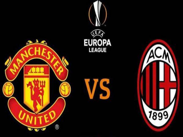 Nhận định tỷ lệ Man Utd vs AC Milan, 00h55 ngày 12/03 - Europa League
