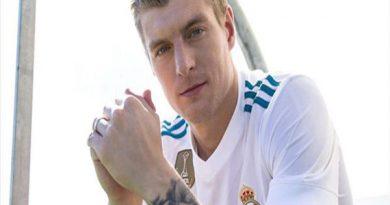 Tiểu sử Toni Kroos – Thông tin sự nghiệp cầu thủ của Toni Kroos