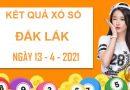 Phân tích xổ số Daklak thứ 3 ngày 13/4/2021