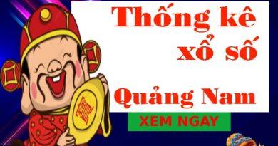 Thống kê xổ số Quảng Nam 13/4/2021 thứ 3 chi tiết nhất