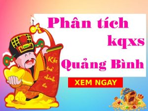 Phân tích kqxs Quảng Bình 27/5/2021
