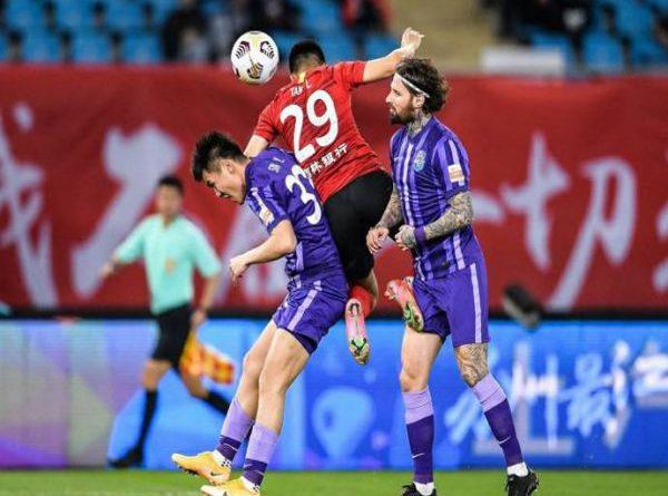 Soi kèo Tianjin Tigers vs Hebei,17h00 ngày 5/5 - VĐQG Trung Quốc