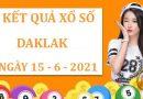 Phân tích xổ số Daklak thứ 3 ngày 15/6/2021