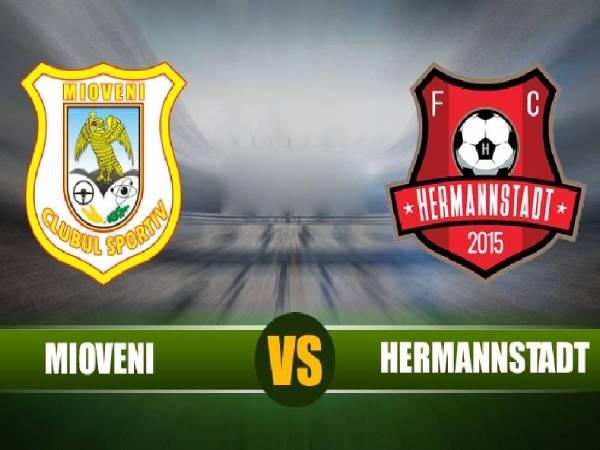 Dự đoán bóng đá Mioveni vs Hermannstadt, 23h00 ngày 2/6