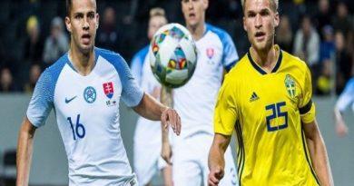 Nhận định tỷ lệ Thụy Điển vs Slovakia, 20h00 ngày 18/6 - EURO 2021