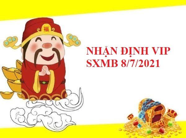 Nhận định VIP KQXSMB 8/7/2021