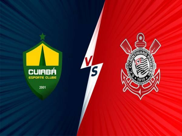 Soi kèo Cuiaba vs Corinthians – 06h00 27/07/2021, VĐQG Brazil